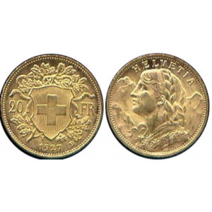 Marengo Svizzero Nuovo Banco Metalli Genova