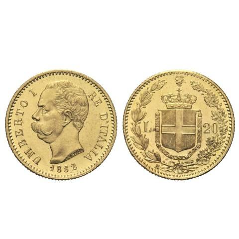 Marengo Italiano Nuovo Banco Metalli Genova