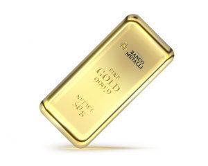 lingotto 50g Nuovo Banco Metalli Genova